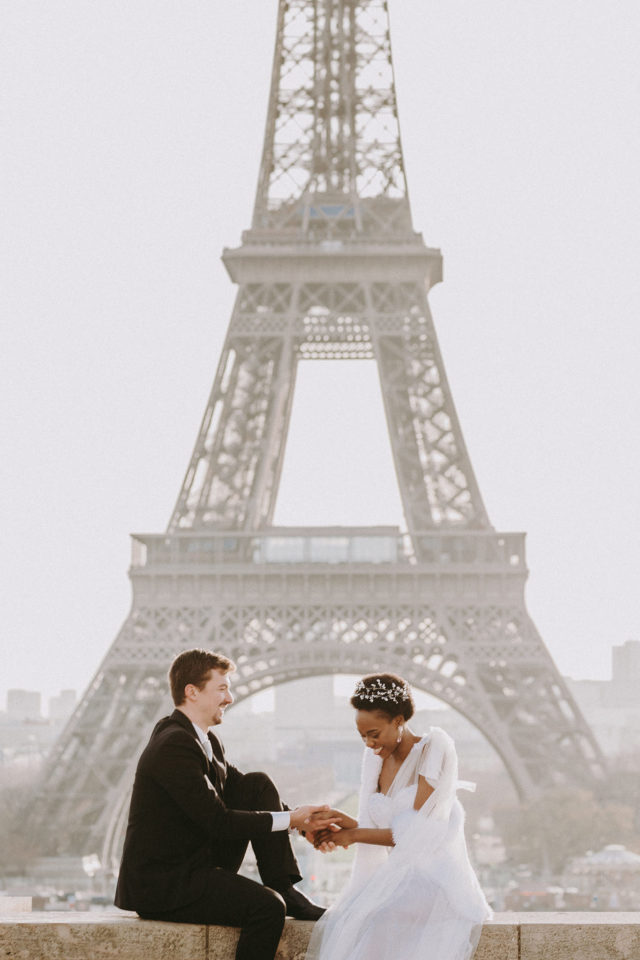 destination wedding photographer in Paris