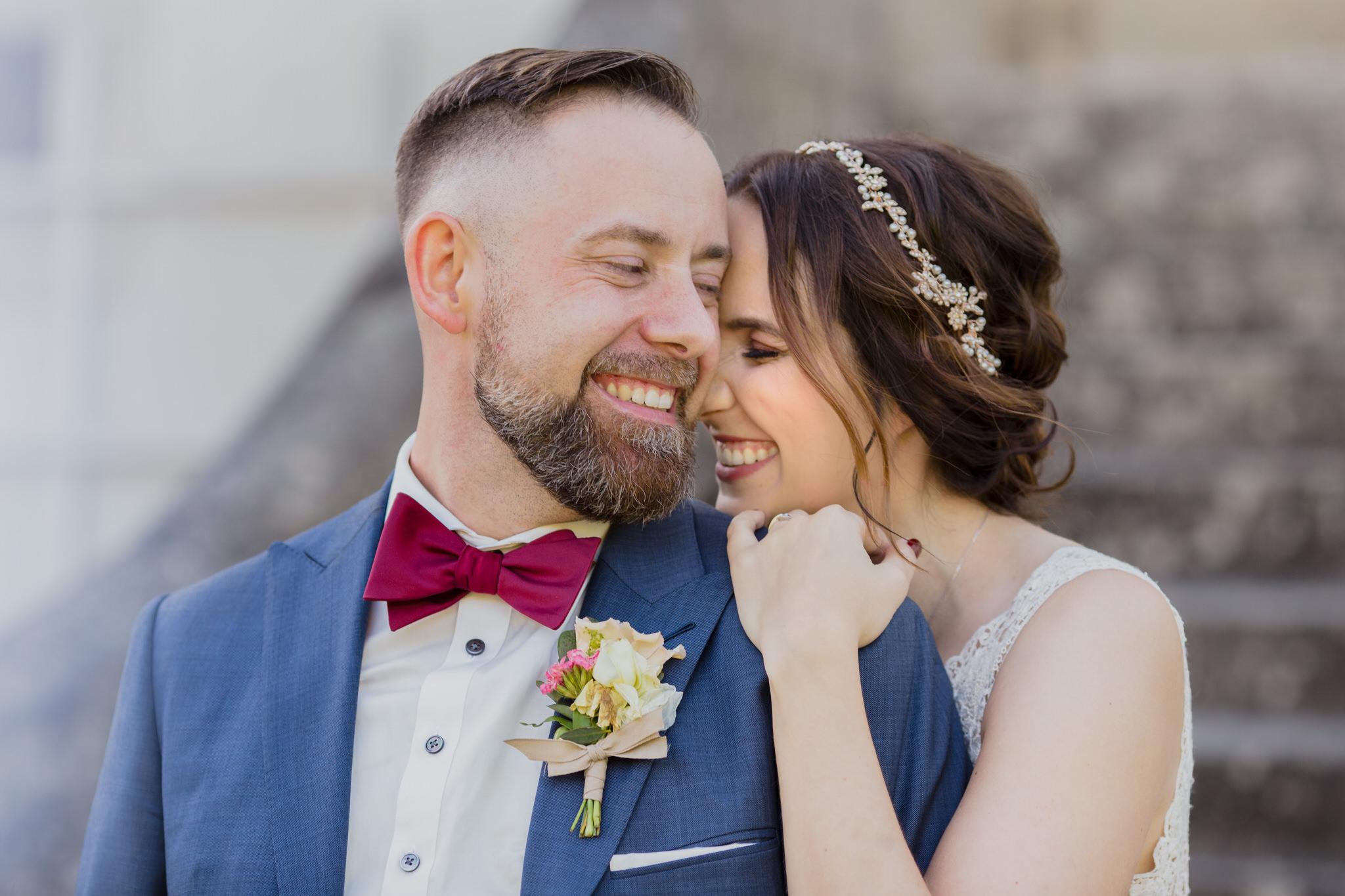inspirierende Hochzeitsfotos in Deutschland