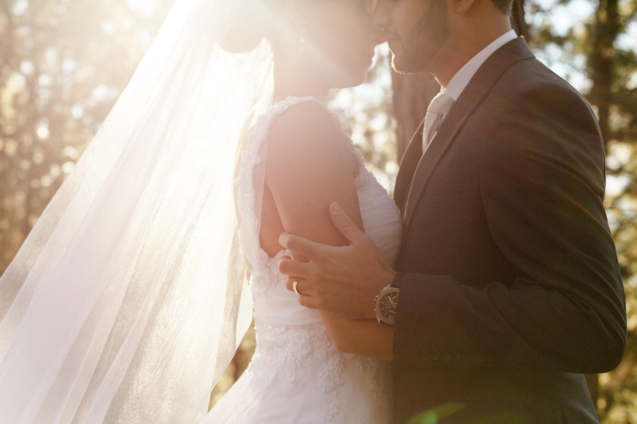 romantik Hochzeitsfotos