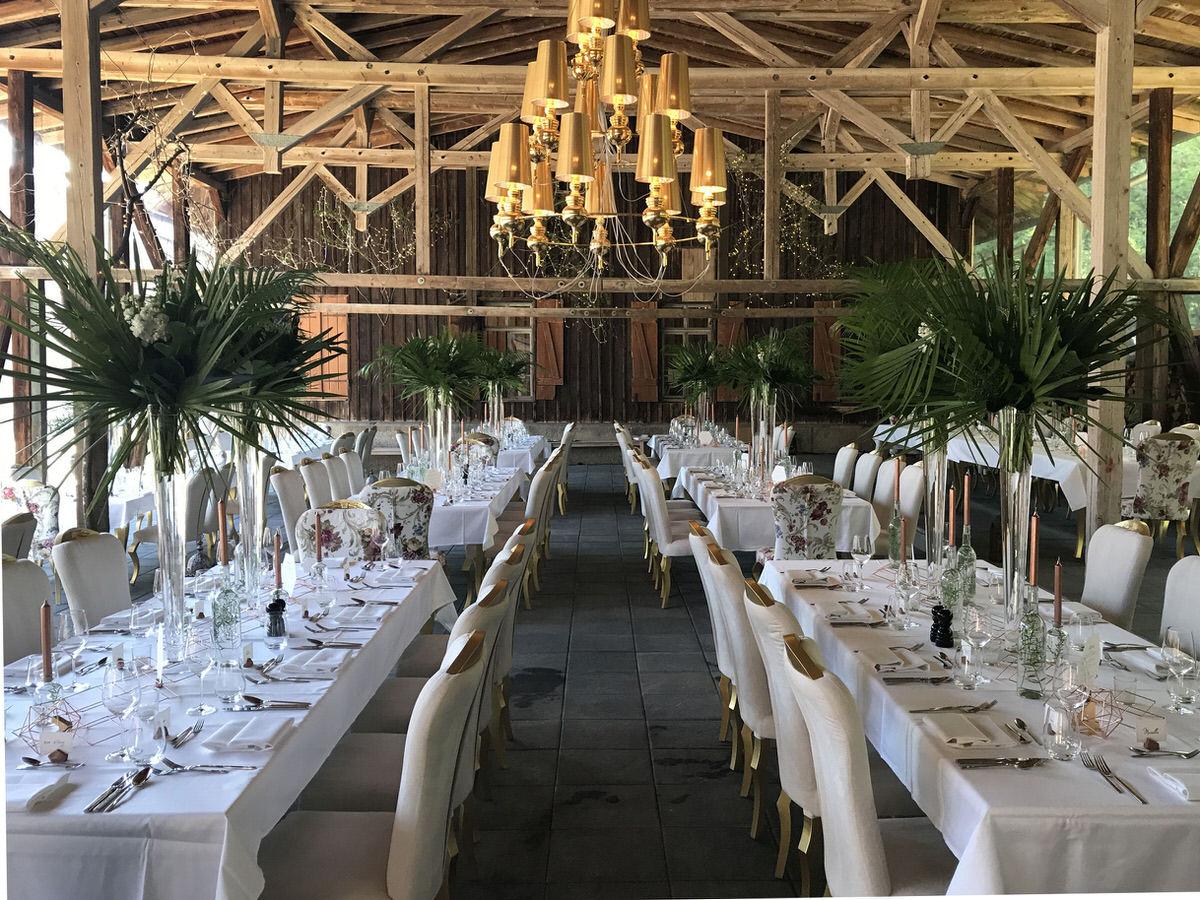 Inspirierender Hochzeitsort in der Nähe von Stuttgart